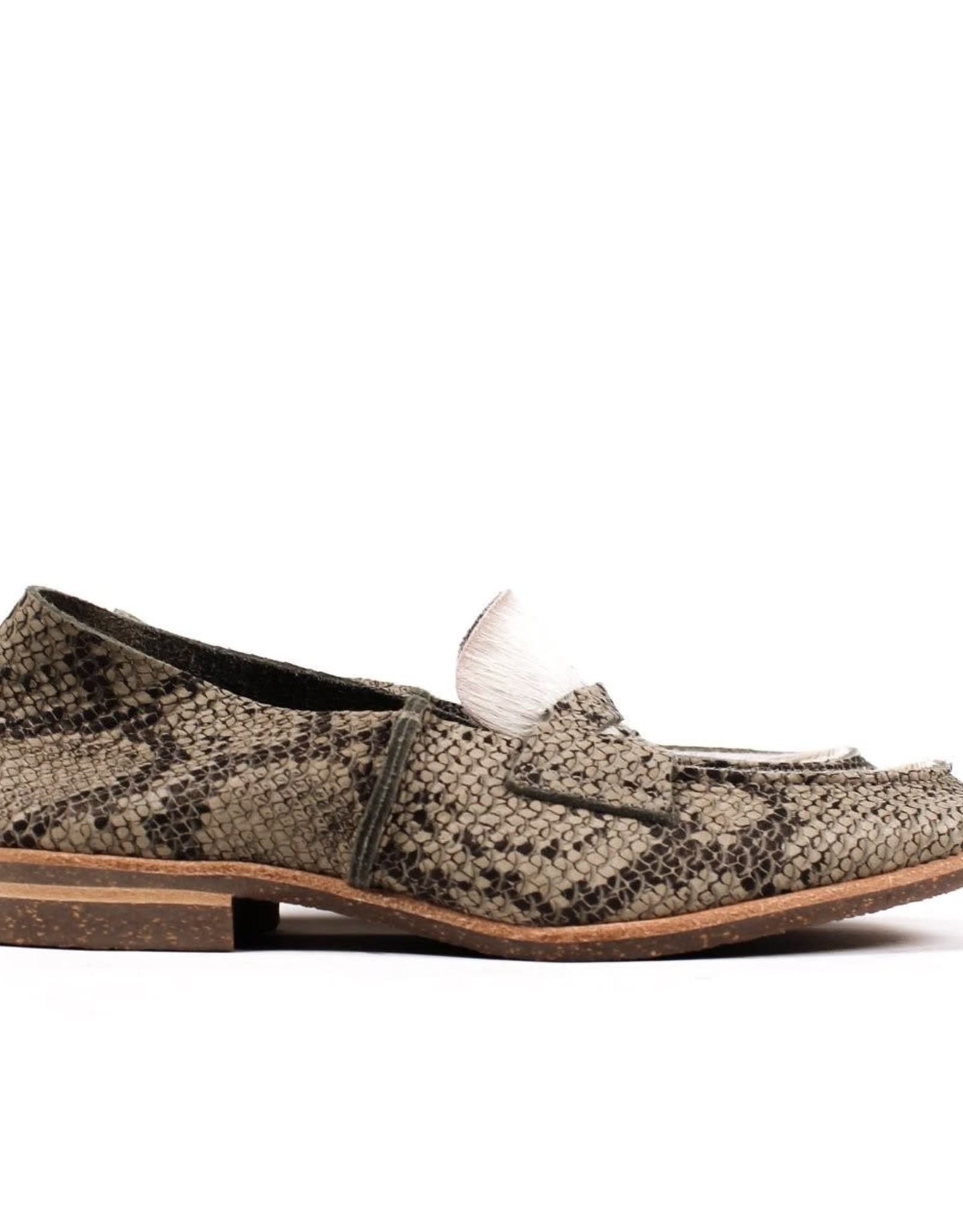 U-DOT - Snake Loafer