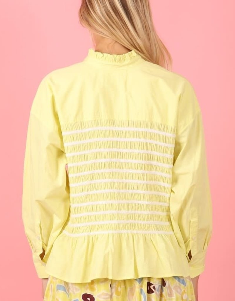 MII - Ruched Top
