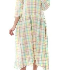 MII - Plaid Dress