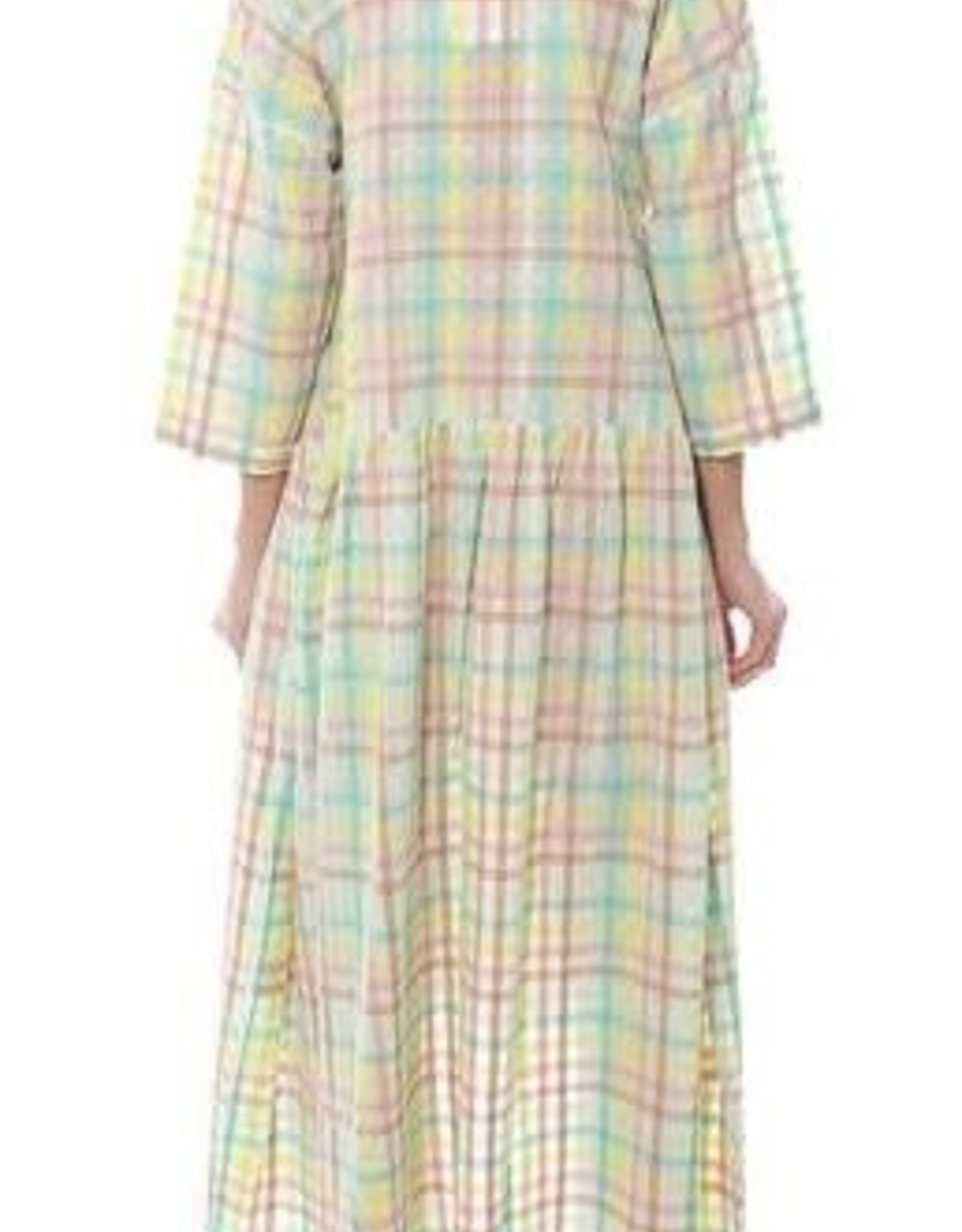 MII - Plaid Pastel Dress