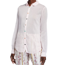 FORTE FORTE - Silk Voile  Shirt