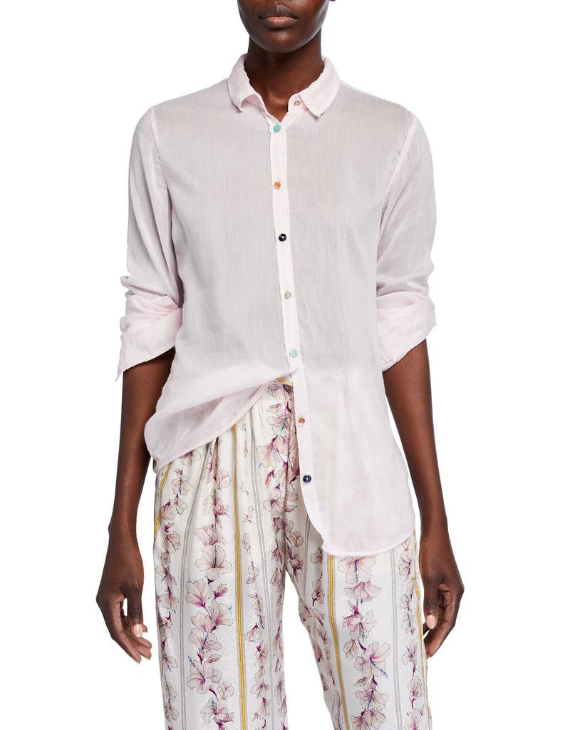 FORTE FORTE - Cotton- Silk Voile Shirt