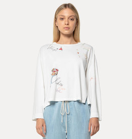 FORTE FORTE - Embroidered Tee