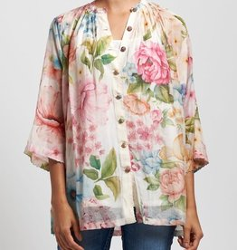 PERO - Floral Top
