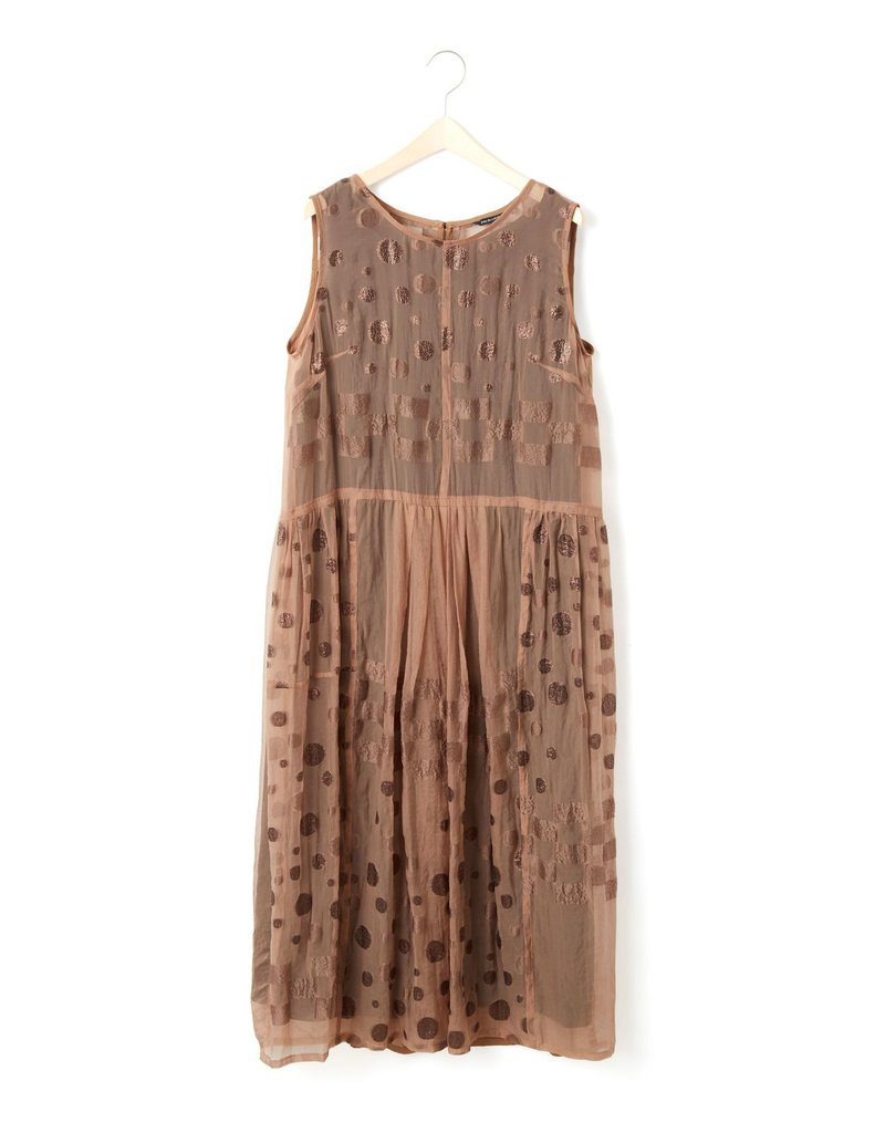 PAS DE CALAIS - Sheer Sparkle Dress