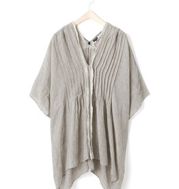 PAS DE CALAIS - Pleated Blouse