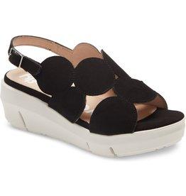 WONDERS - Suede Platform Sandal