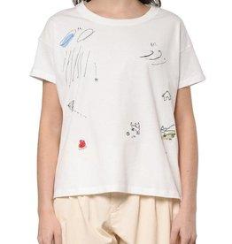 YOSHI KONDO - Latin T-Shirt