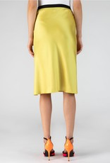 ATM - Silk Crepe Skirt