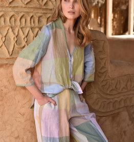 ALEMBIKA - Taylor Linen Shirt