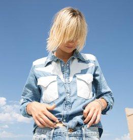 NSF - Teagan Western Shirt