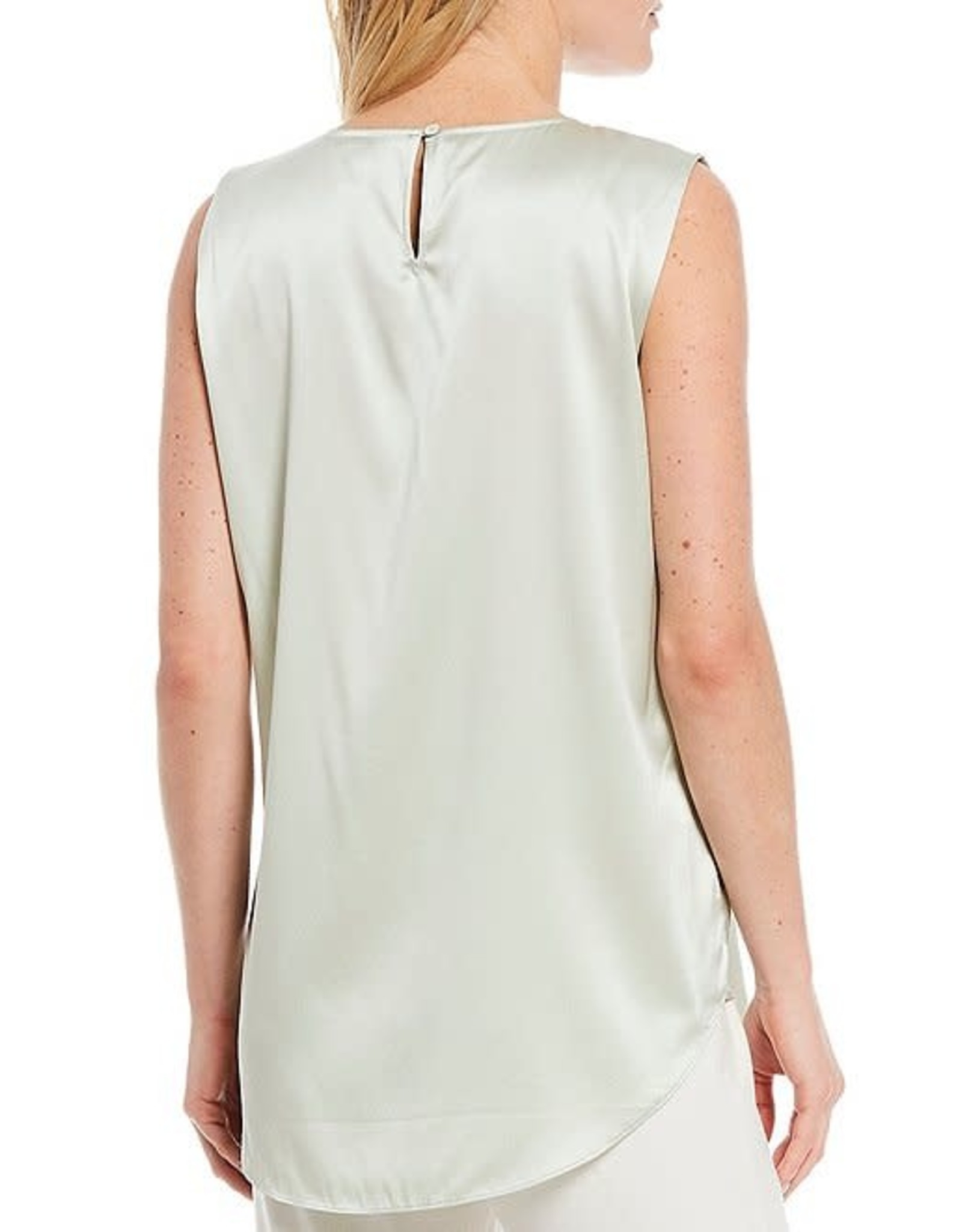 EILEEN FISHER - Silk Charmeuse Shell