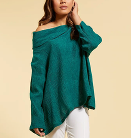M SQUARE - Cowl Neck Top