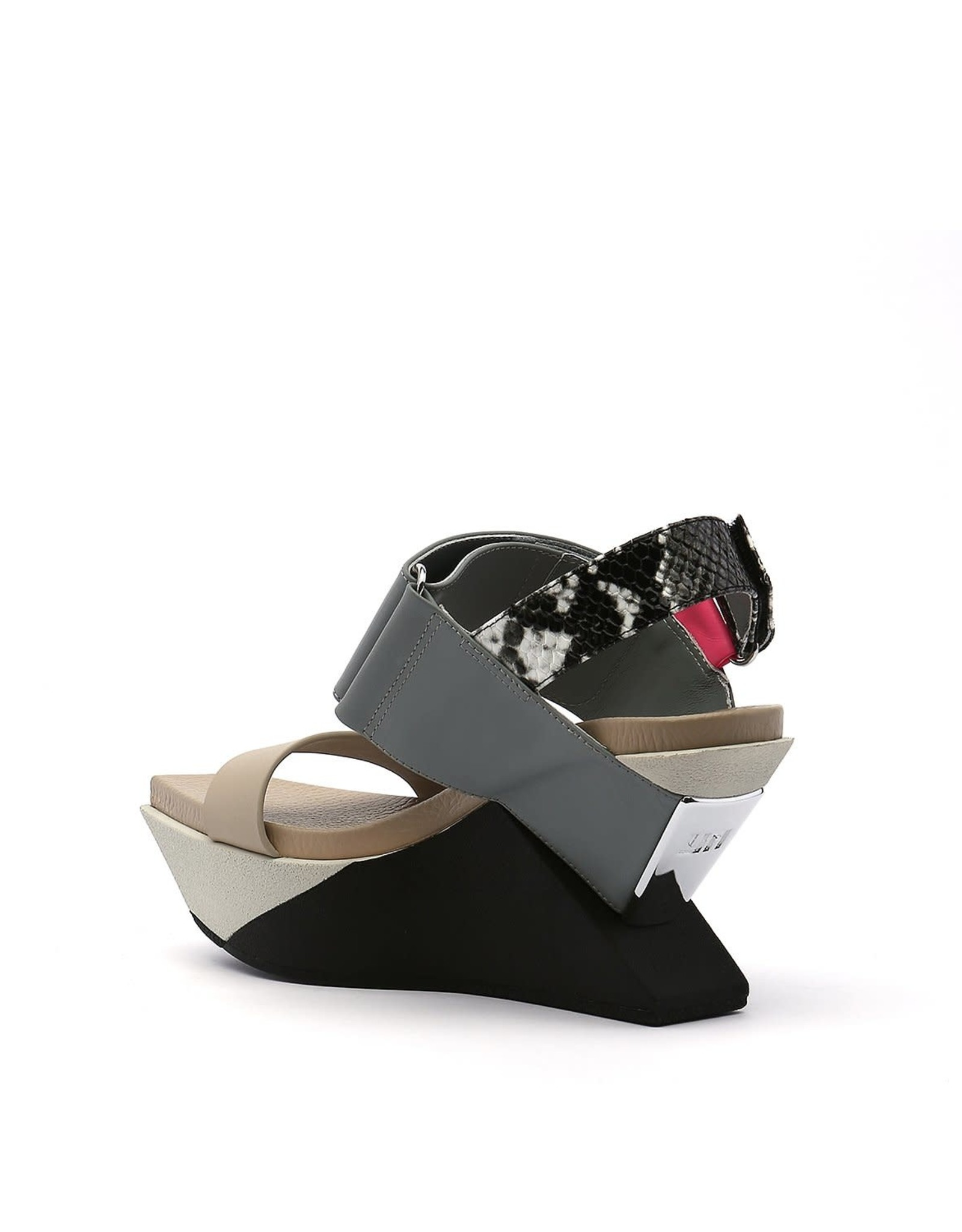 UNITED NUDE - Delta Wedge Sandal