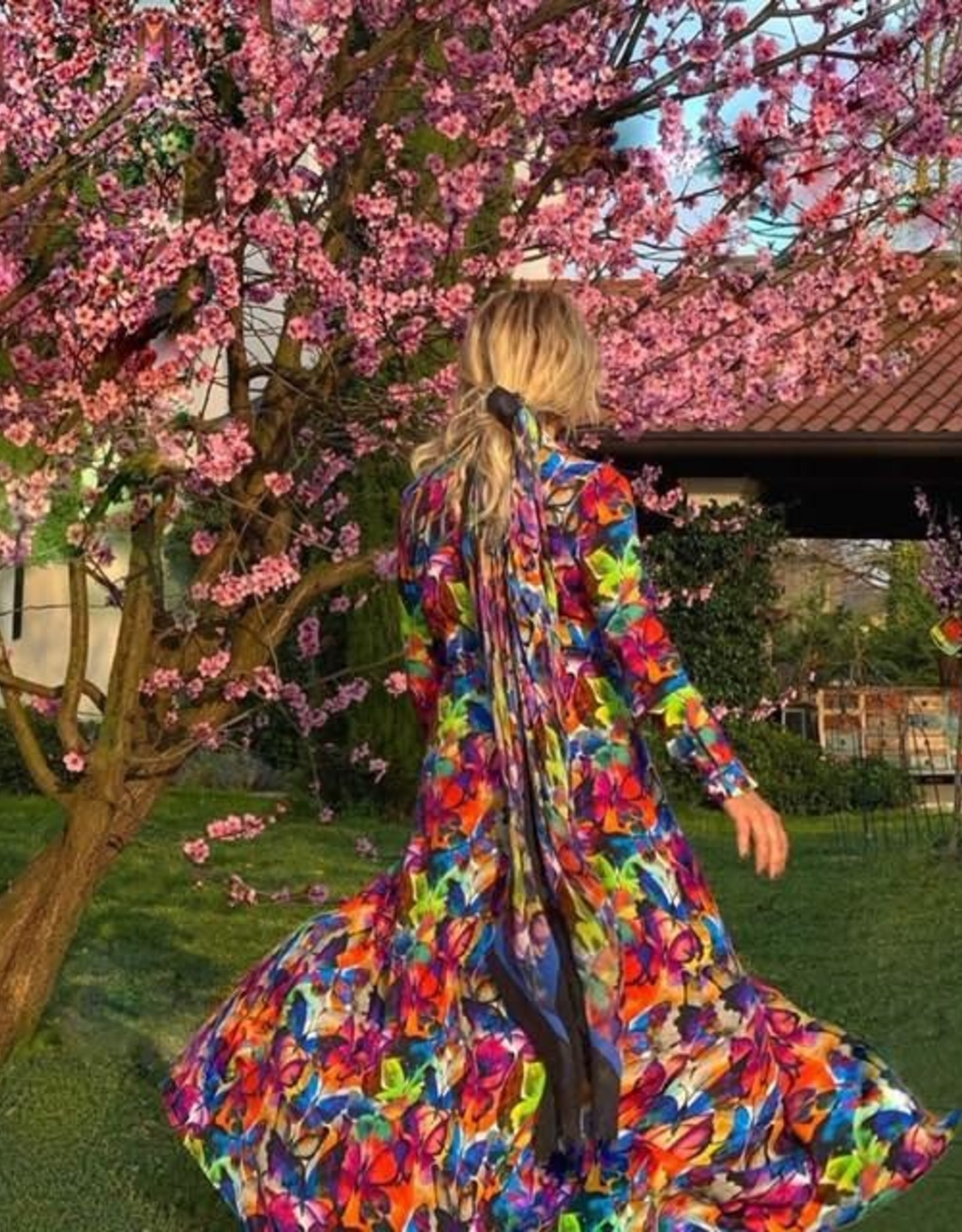 OTTOTREDICI DI ANNALISA GIUNTINI - Lucrezia Dress