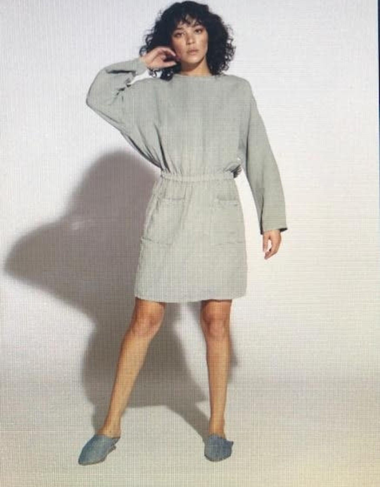 NSF - Lulyisa Drop Shoulder Dress