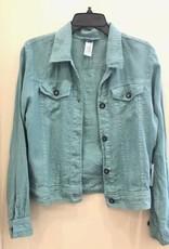 HARD TAIL - Linen Jacket