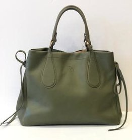 IL BISONTE - Leather Handbag