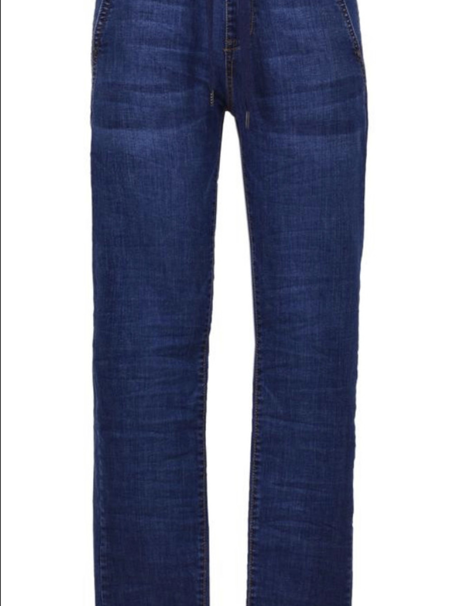 ALEMBIKA - Drawstring Jean