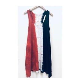 GILDA MIDANI - Tie Dye Dress