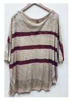 GILDA MIDANI - Asymmetrical Knit Top