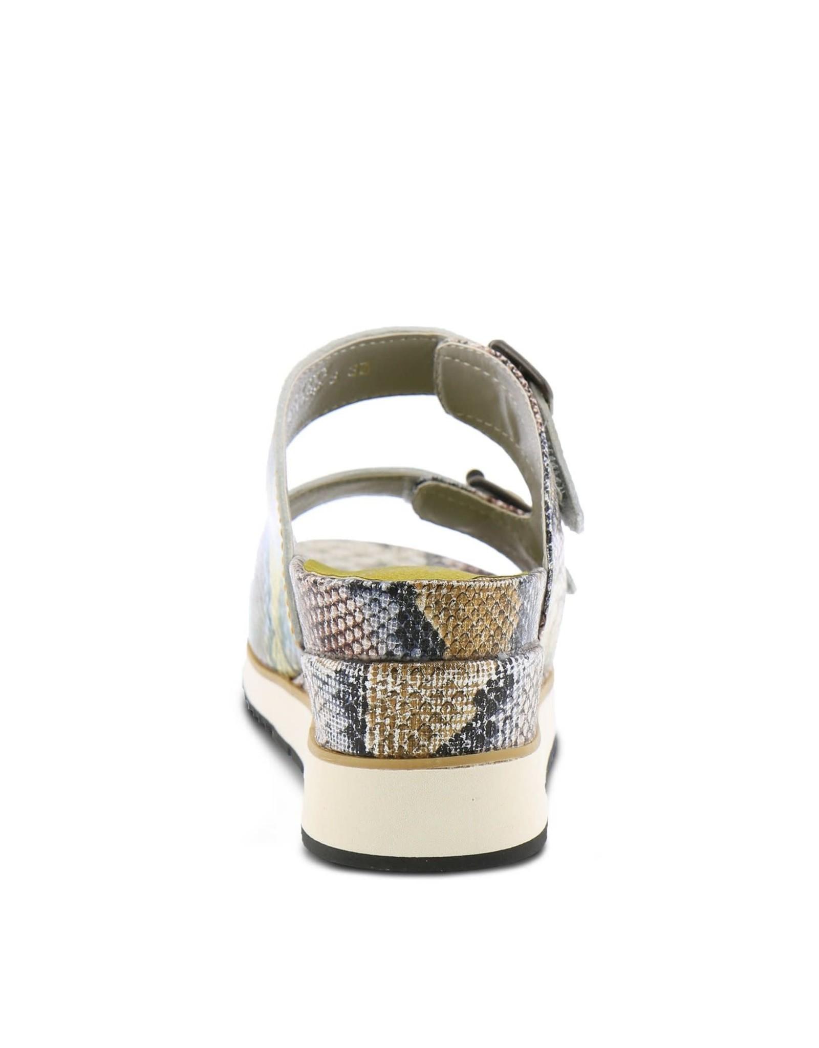 L'ARTISTE - Kitty Slide Sandal