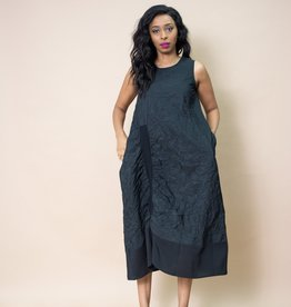AMMA - Crinkle Tank Dress