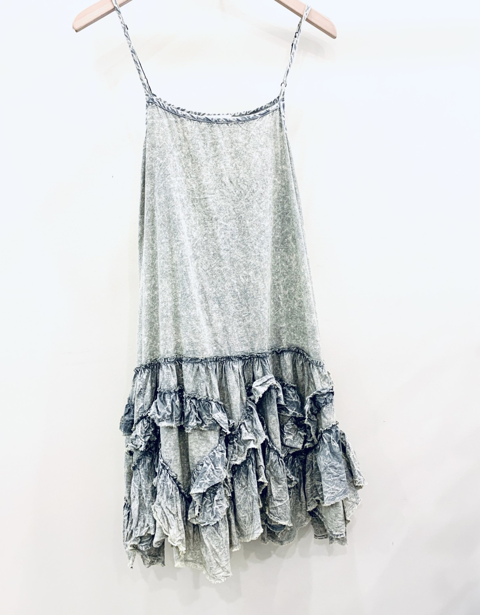 KRISTA LARSON - Petticoat Slipdress