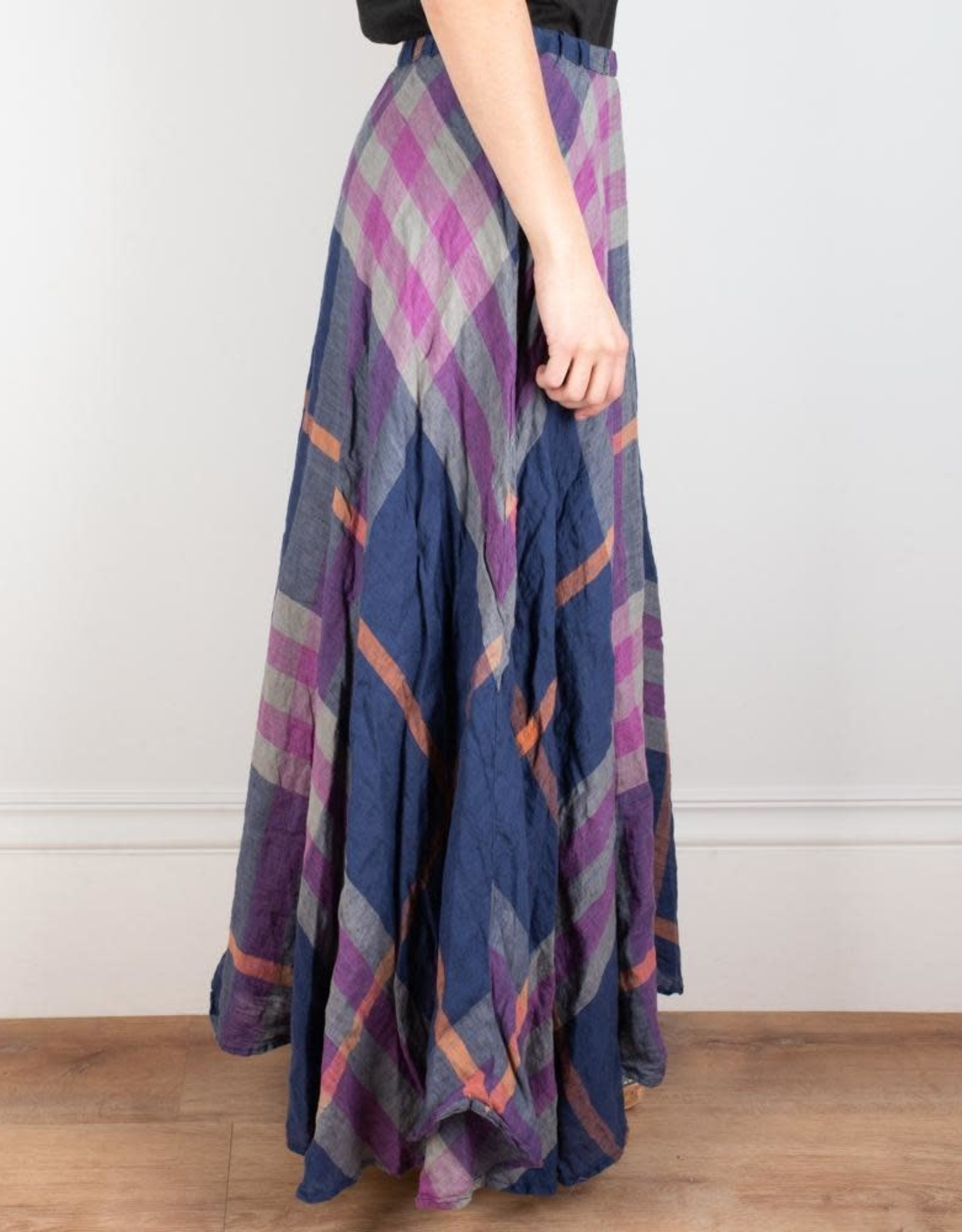 CP SHADES - Lily Madras Skirt