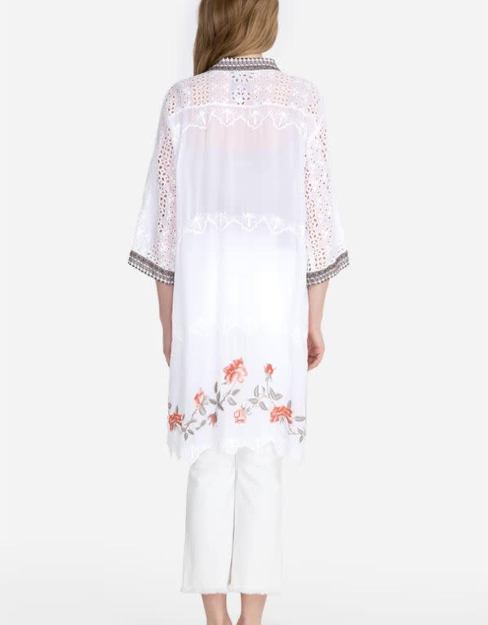 JOHNNY WAS - Rosey Kimono