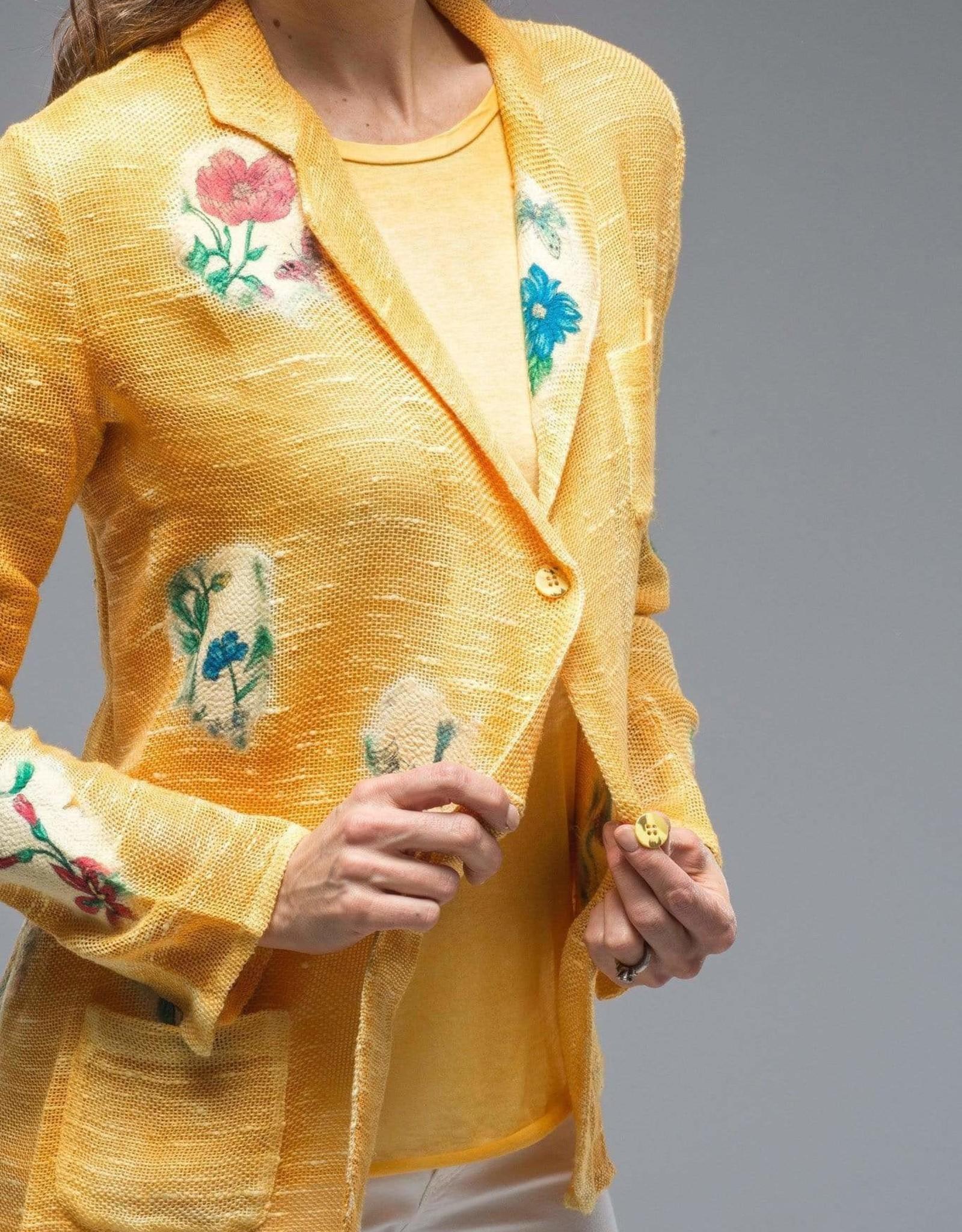 AVANT TOI - Linen Blend Jacket