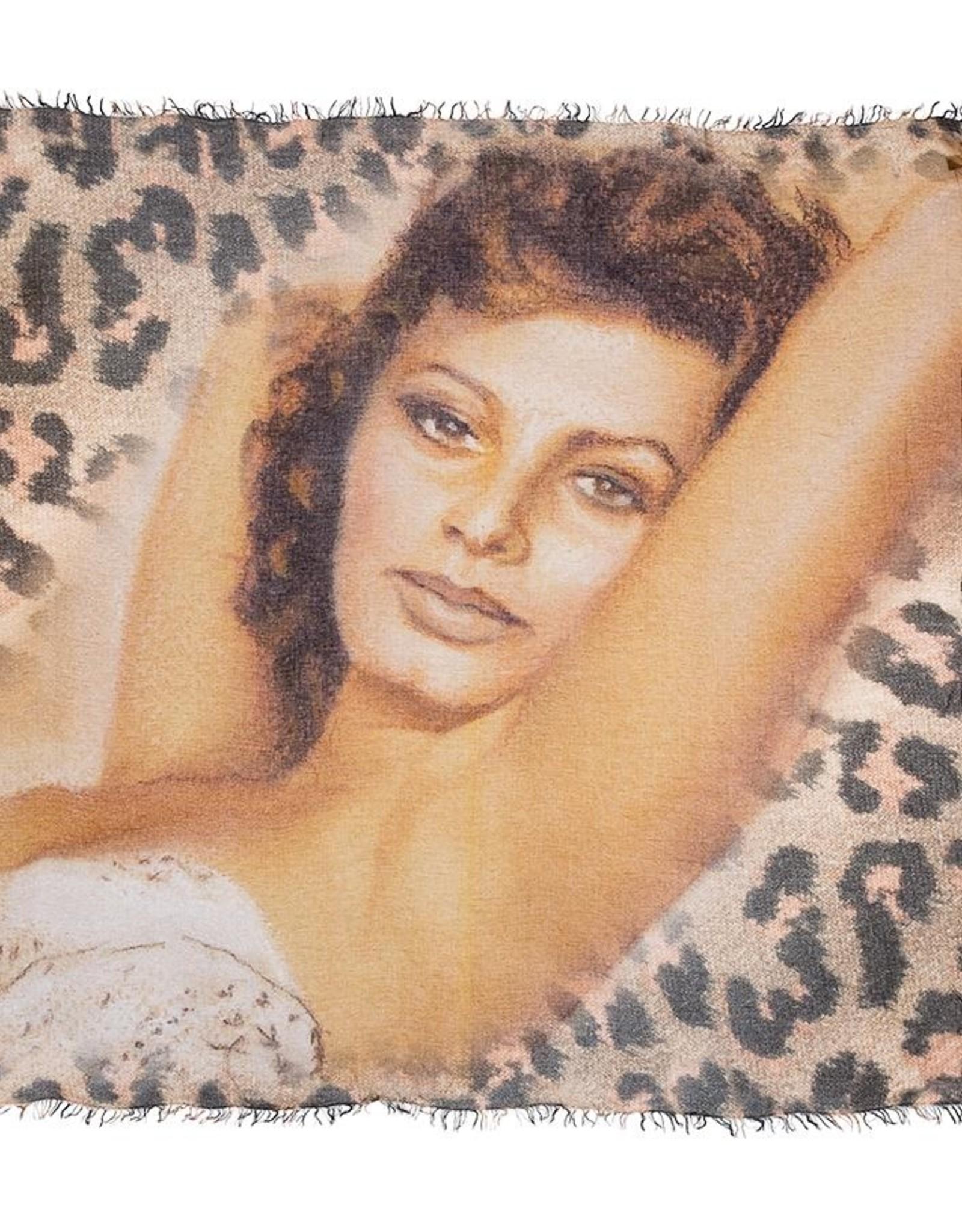SUZI ROHER - Sophia Loren Scarf