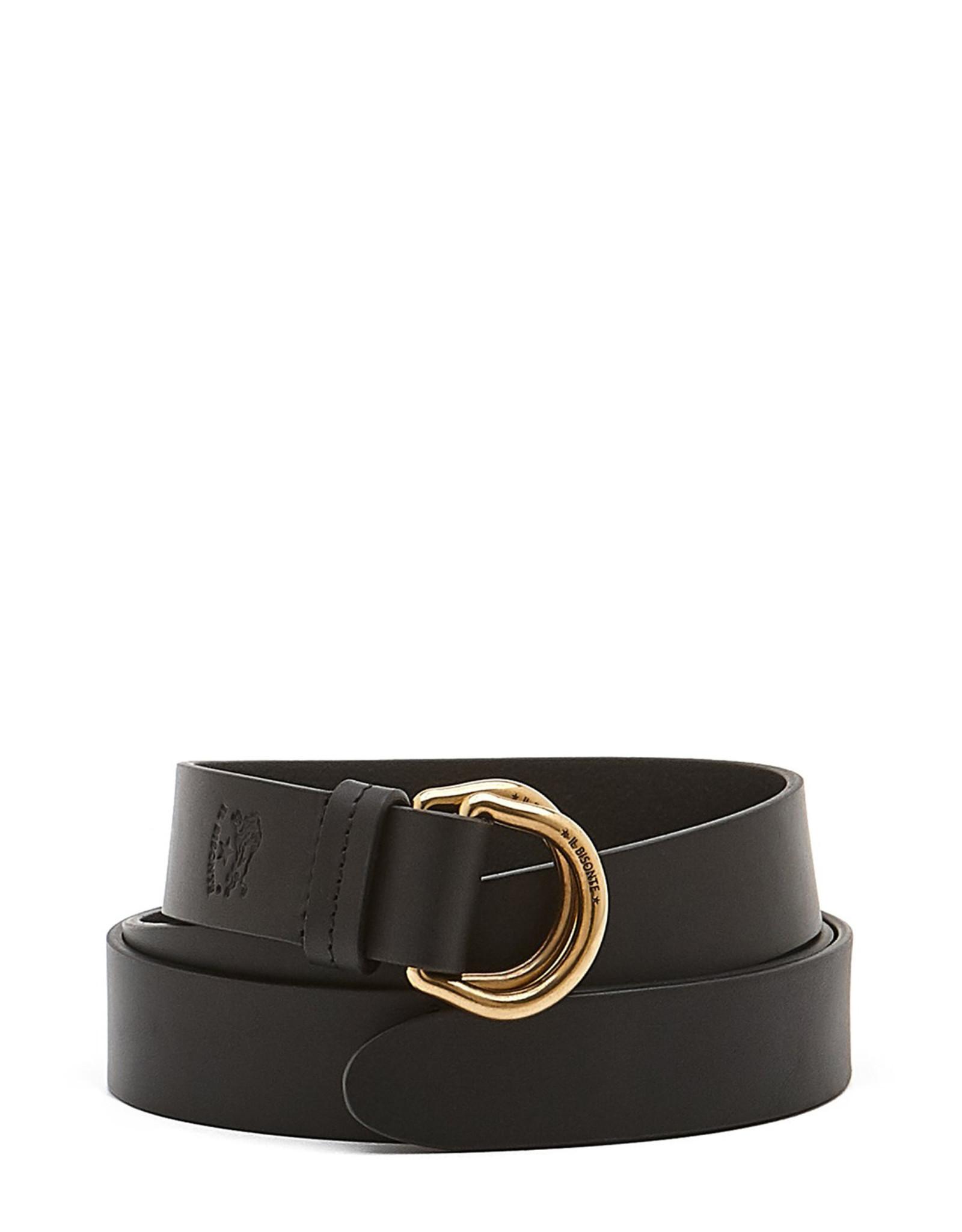 IL BISONTE - Leather Belt
