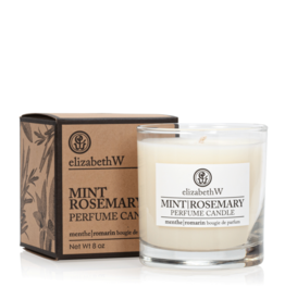 ELIZABETH W - Mint Rosemary Candle
