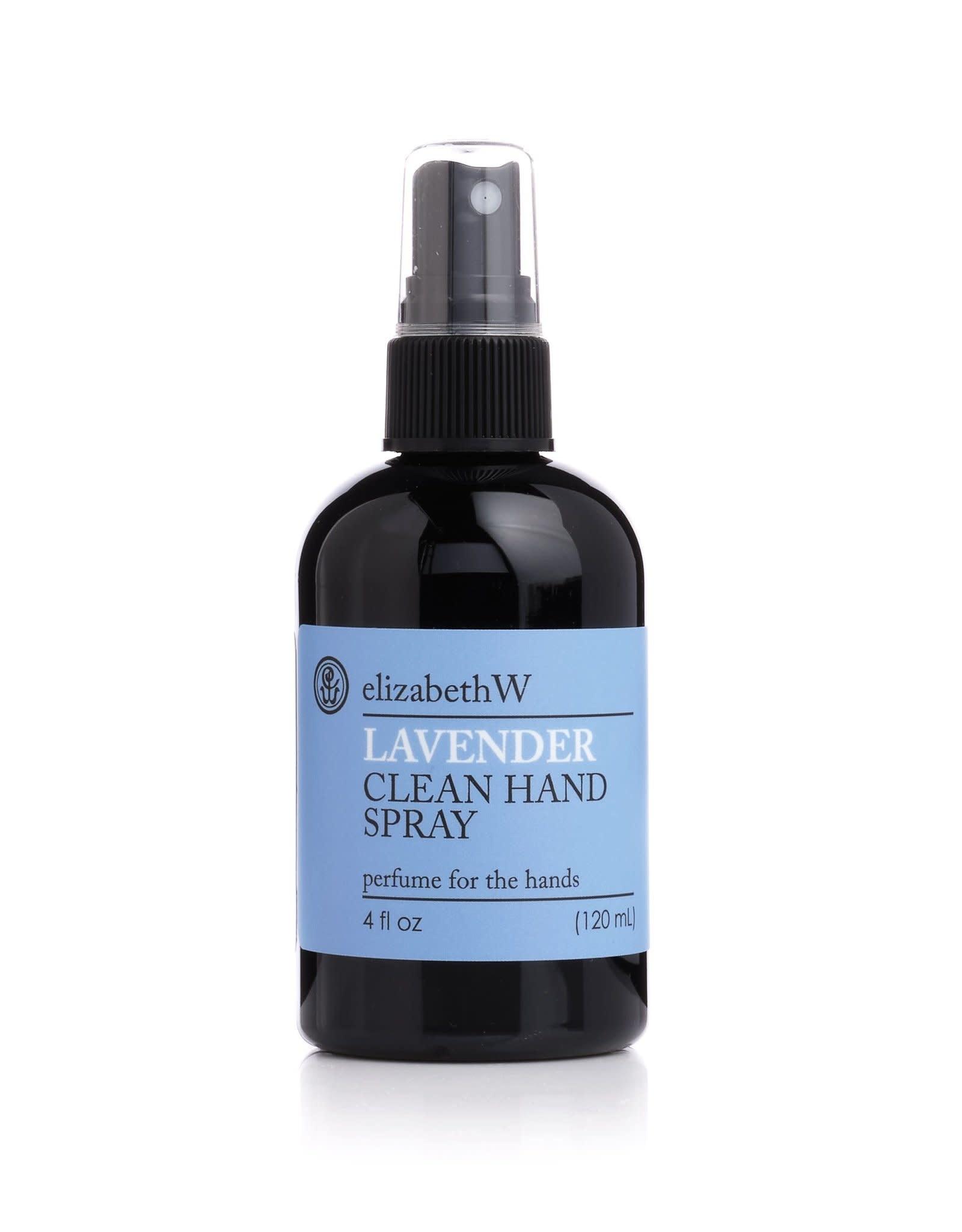 ELIZABETH W - Clean Hand Spray