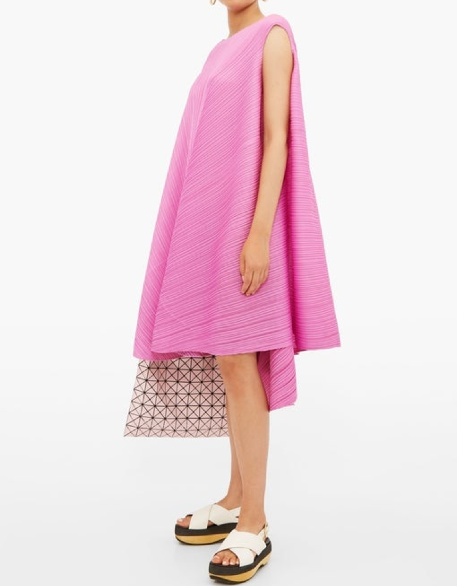 ISSEY MIYAKE - Pleated Dress