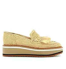 CLERGERIE Bao Wedge Loafer