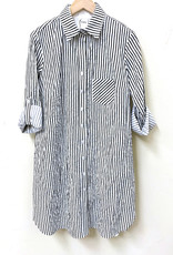 FINLEY - Alex Stripe Shirtdress