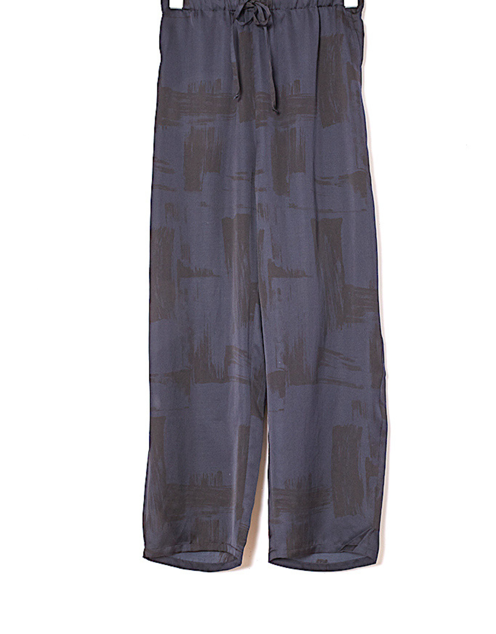 EILEEN FISHER - Silk Brushstroke Pant