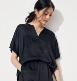 EILEEN FISHER - Brushstroke Boxy Shirt