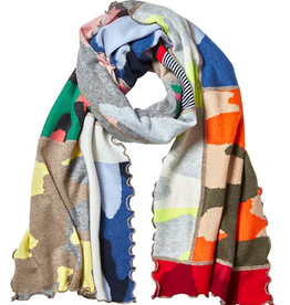 BRODIE - Patchwork Scarf