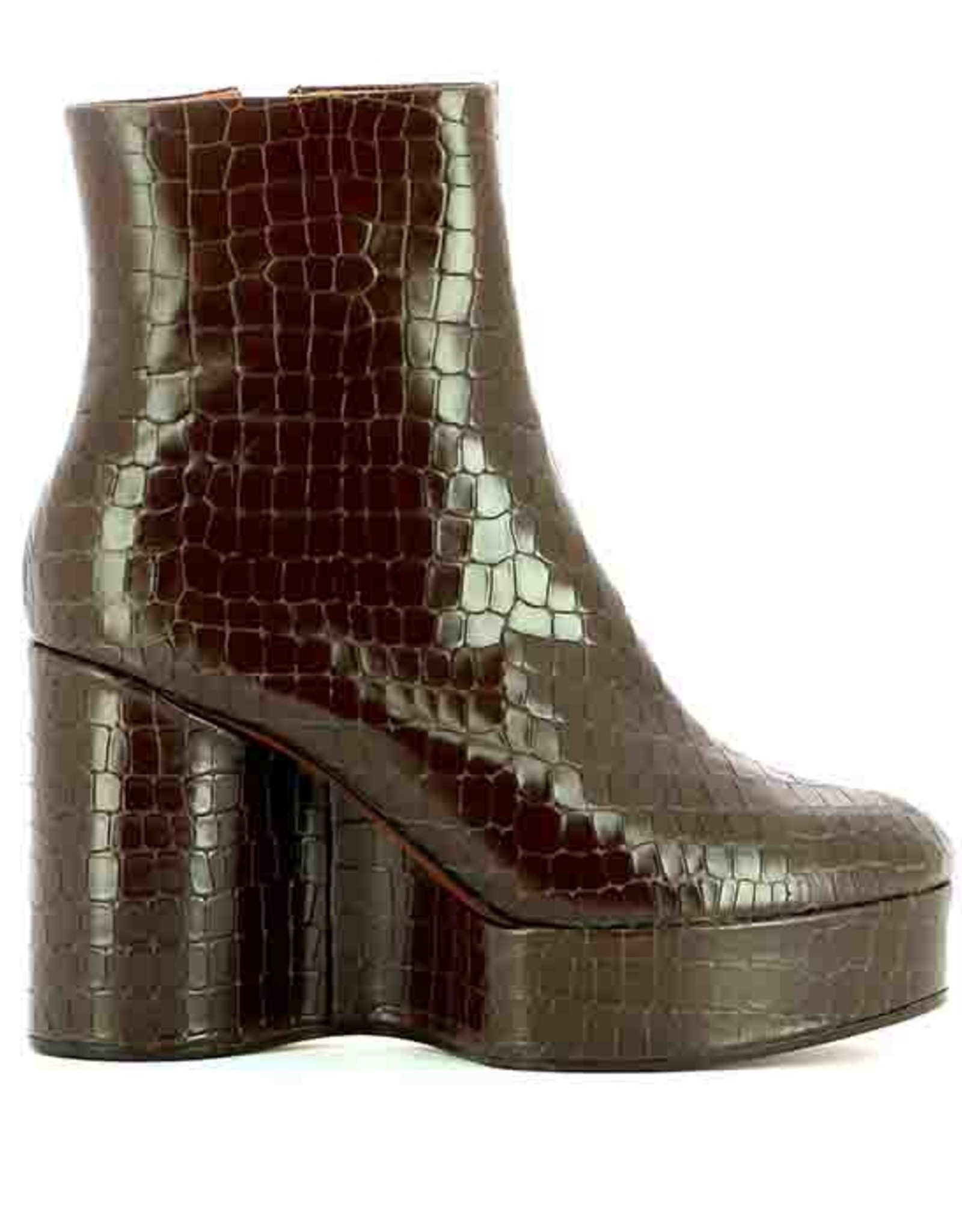 CLERGERIE - Bless Wedge Boot