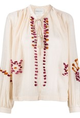FORTE FORTE - Embroidered Blouse