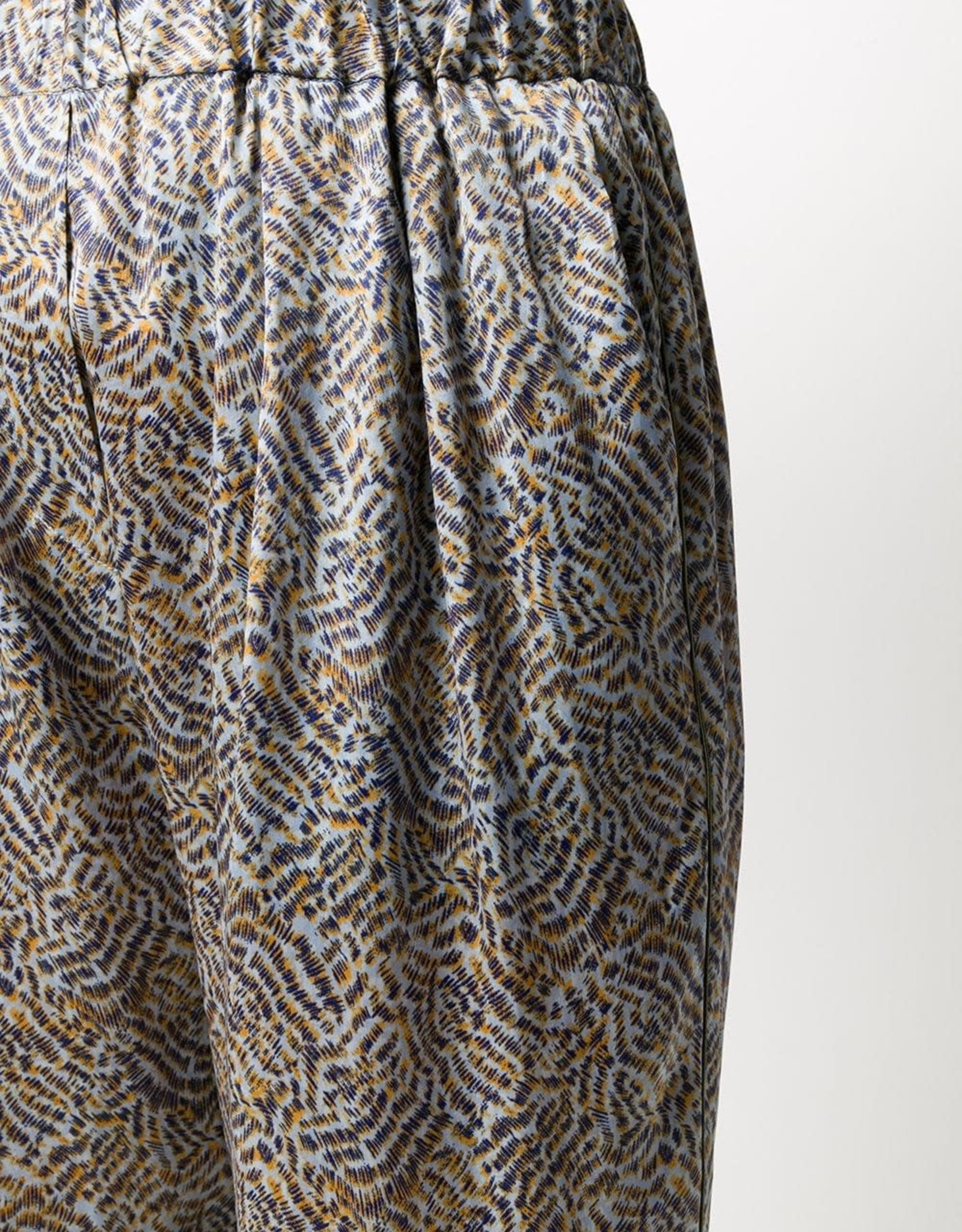 FORTE FORTE - Floral Silk Trousers