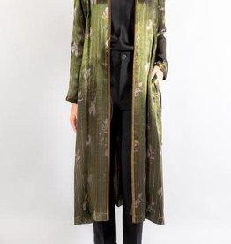 FORTE FORTE - Silk Jacquard Coat