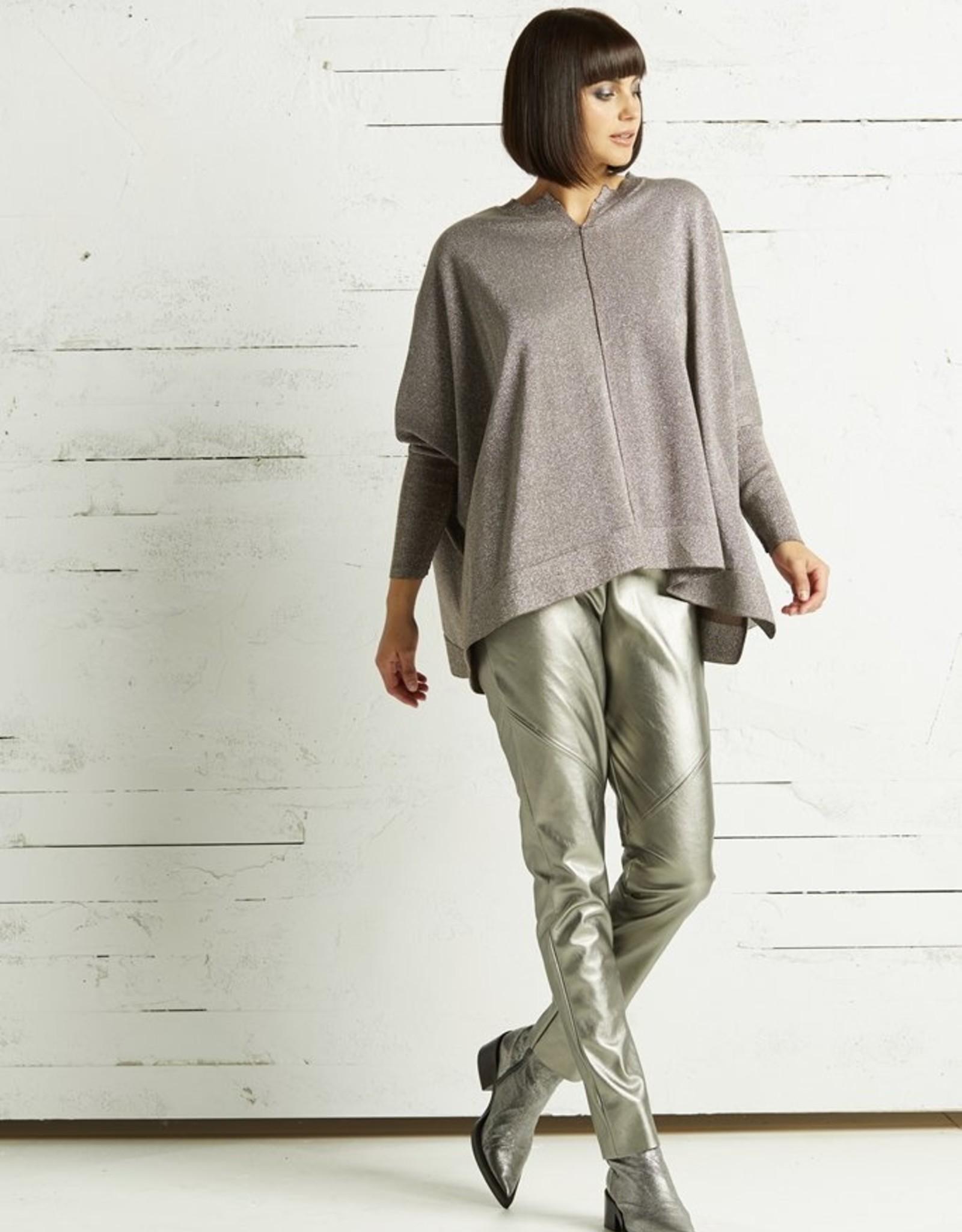 PLANET - Metallic Swing Sweater