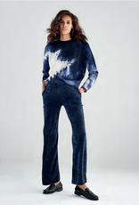 MAJESTIC - Tie Dye Sweater