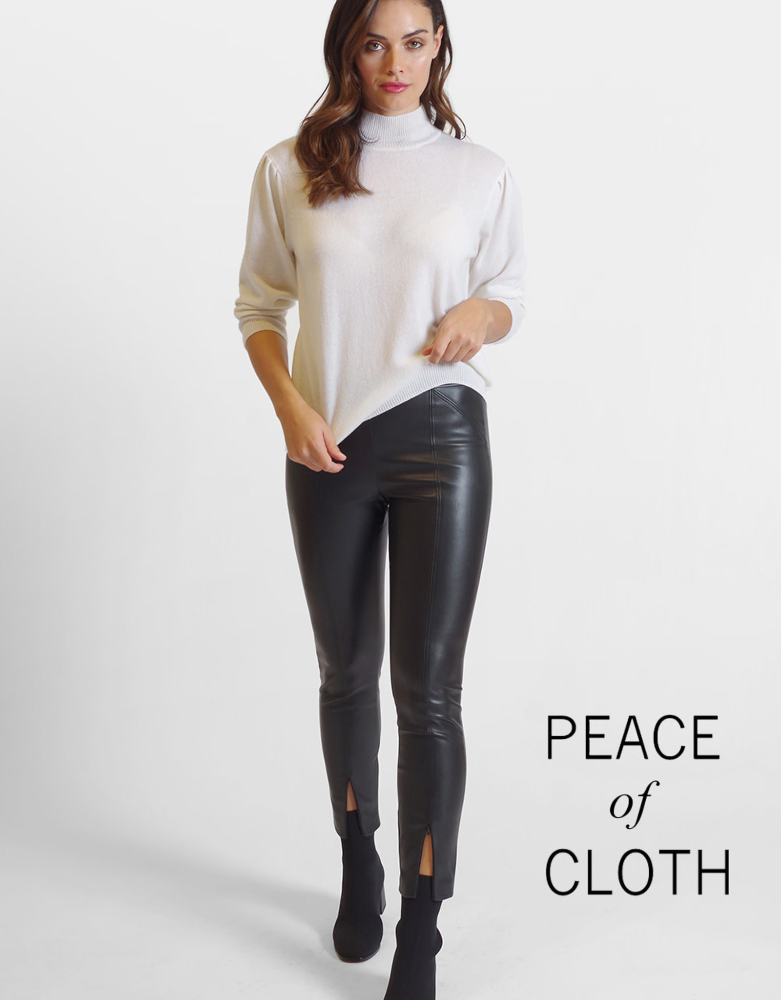 PEACE OF CLOTH - Zip Pant
