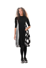 ALEMBIKA - Multi Print Dress