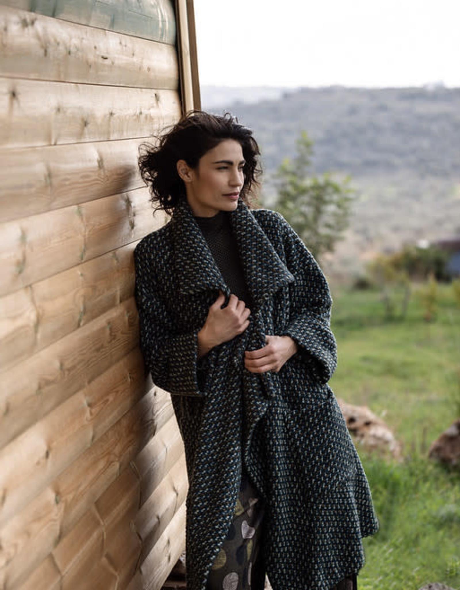 ALEMBIKA - Tweed Coat